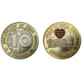 Moneta Wielkiej Orkiestry Świątecznej Pomocy 2012