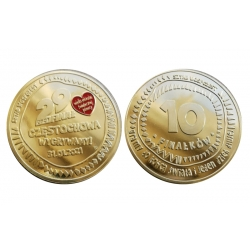 Moneta WOŚP 2021